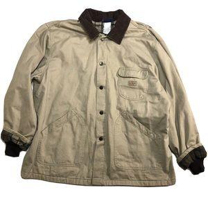 Dickies Jacket Vintage Fleece Lined 90's